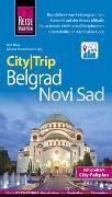 Cover-Bild zu Reise Know-How CityTrip Belgrad und Novi Sad von Hälg, Ralf