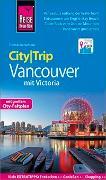 Cover-Bild zu Reise Know-How CityTrip Vancouver mit Victoria von Barkemeier, Thomas