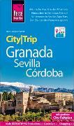 Cover-Bild zu Reise Know-How CityTrip Granada, Sevilla, Córdoba von Fründt, Hans-Jürgen
