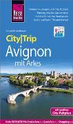 Cover-Bild zu Reise Know-How CityTrip Avignon mit Arles von Lindemann, Friederike