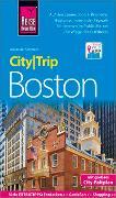 Cover-Bild zu Reise Know-How CityTrip Boston von Simmeth, Alexander