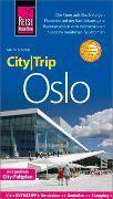 Cover-Bild zu Reise Know-How CityTrip Oslo von Schmidt, Martin
