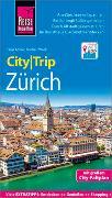 Cover-Bild zu Reise Know-How CityTrip Zürich von Wank, Norbert