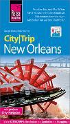 Cover-Bild zu Reise Know-How CityTrip New Orleans von Kränzle, Peter