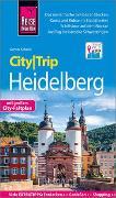 Cover-Bild zu Reise Know-How CityTrip Heidelberg von Schenk, Günter