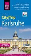 Cover-Bild zu Reise Know-How CityTrip Karlsruhe von Schenk, Günter