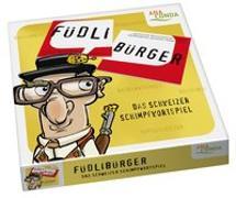 Cover-Bild zu Füdlibürger. Das Schweizer Schimpfwortspiel von Pecher, Roland