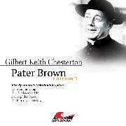 Cover-Bild zu Pater Brown, Edition 3: Vier Spannende Kriminalhörspiele (Audio Download) von Chesterton, Gilbert Keith