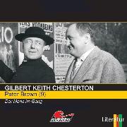 Cover-Bild zu Pater Brown, Folge 9: Der Mann im Gang (Audio Download) von Chesterton, Gilbert Keith