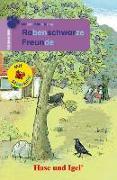 Cover-Bild zu Müntefering, Mirjam: Rabenschwarze Freunde / Silbenhilfe. Schulausgabe