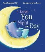 Cover-Bild zu I Love You Night and Day von Prasadam-Halls, Smriti