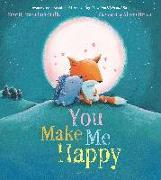 Cover-Bild zu You Make Me Happy von Prasadam-Halls, Smriti