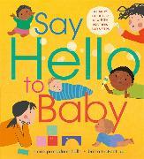 Cover-Bild zu Say Hello to Baby von Prasadam-Halls, Smriti