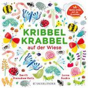 Cover-Bild zu Kribbel Krabbel auf der Wiese von Prasadam-Halls, Smriti
