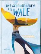 Cover-Bild zu Das geheime Leben der Wale von Prasadam-Halls, Smriti