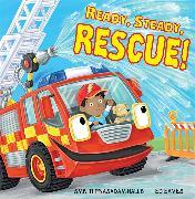 Cover-Bild zu Ready Steady Rescue von Prasadam-Halls, Smriti