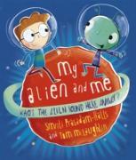 Cover-Bild zu My Alien and Me (eBook) von Prasadam-Halls, Smriti