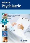 Cover-Bild zu Fallbuch Psychiatrie von Becker-Pfaff, Johannes