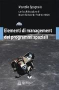 Cover-Bild zu Elementi di management dei programmi spaziali