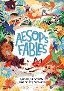 Cover-Bild zu Aesop's Fables, Retold by Elli Woollard von Woollard, Elli