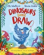 Cover-Bild zu Dinosaurs Don't Draw (eBook) von Woollard, Elli