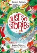 Cover-Bild zu Rudyard Kipling's Just So Stories, retold by Elli Woollard (eBook) von Woollard, Elli