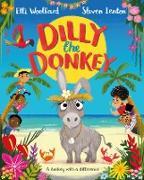 Cover-Bild zu Dilly the Donkey (eBook) von Woollard, Elli