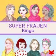 Cover-Bild zu Super-Frauen-Bingo von Bernard, Laura (Illustr.)