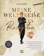 Cover-Bild zu Meine Weltreise in Rezepten (eBook)