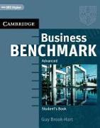 Cover-Bild zu Advanced: Student's Book - Business Benchmark