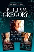 Cover-Bild zu Gregory, Philippa: Philippa Gregory 3-Book Tudor Collection 1: The Constant Princess, The Other Boleyn Girl, The Boleyn Inheritance (eBook)