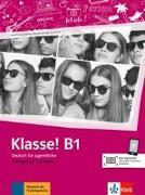 Cover-Bild zu Klasse! B1. Übungsbuch mit Audios von Fleer, Sarah