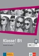 Cover-Bild zu Klasse! B1. Testheft mit Audios von Pilaski, Anna