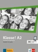 Cover-Bild zu Klasse! A2. Testheft mit Audios online von Grigorieva, Anna