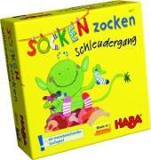 Cover-Bild zu Socken Zocken Schleudergang von Schacht, Michael (Idee von)