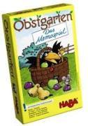 Cover-Bild zu Obstgarten - Das Memo-Spiel von Farkaschovsky, Anneliese