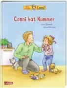 Cover-Bild zu Schneider, Liane: Conni-Bilderbücher: Conni hat Kummer