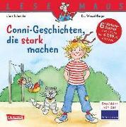 Cover-Bild zu Schneider, Liane: Conni-Geschichten, die stark machen