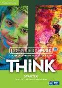 Cover-Bild zu Think Starter Presentation Plus DVD-ROM