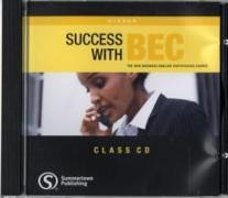 Cover-Bild zu Higher: SUCCESS WITH BEC HIGHER AUDIOCD BRE - Success with BEC