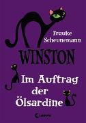 Cover-Bild zu Winston (Band 4) - Im Auftrag der Ölsardine von Scheunemann, Frauke