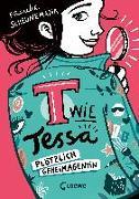 Cover-Bild zu T wie Tessa (Band 1) - Plötzlich Geheimagentin! von Scheunemann, Frauke