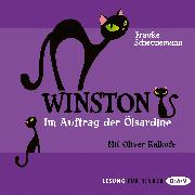 Cover-Bild zu Winston (Audio Download) von Scheunemann, Frauke