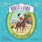 Cover-Bild zu Ein Pony lernt reiten (Audio Download) von Szillat, Antje