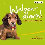 Cover-Bild zu Welpenalarm (Audio Download) von Scheunemann, Frauke