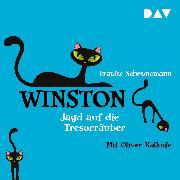Cover-Bild zu Winston - Jagd auf die Tresorräuber (Teil 3) (Audio Download) von Scheunemann, Frauke