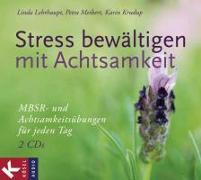 Cover-Bild zu Stress bewältigen mit Achtsamkeit von Lehrhaupt, Linda