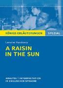 Cover-Bild zu A Raisin in the Sun von Lorraine Hansberry von Hansberry, Lorraine