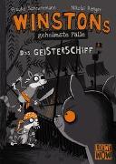 Cover-Bild zu Scheunemann, Frauke: Winstons geheimste Fälle (Band 2) - Das Geisterschiff