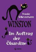 Cover-Bild zu Scheunemann, Frauke: Winston 4 - Im Auftrag der Ölsardine (eBook)